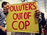 Polluters Ou of COP