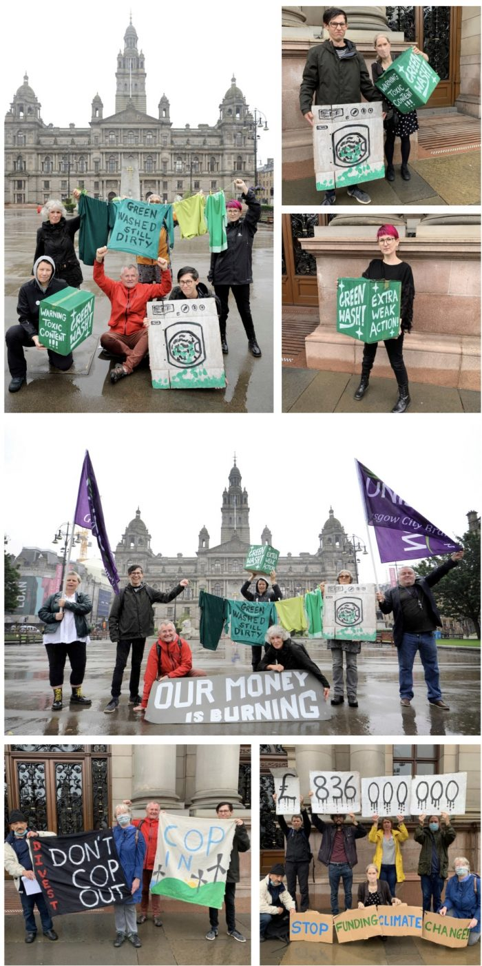 Divest Rally Gallery
