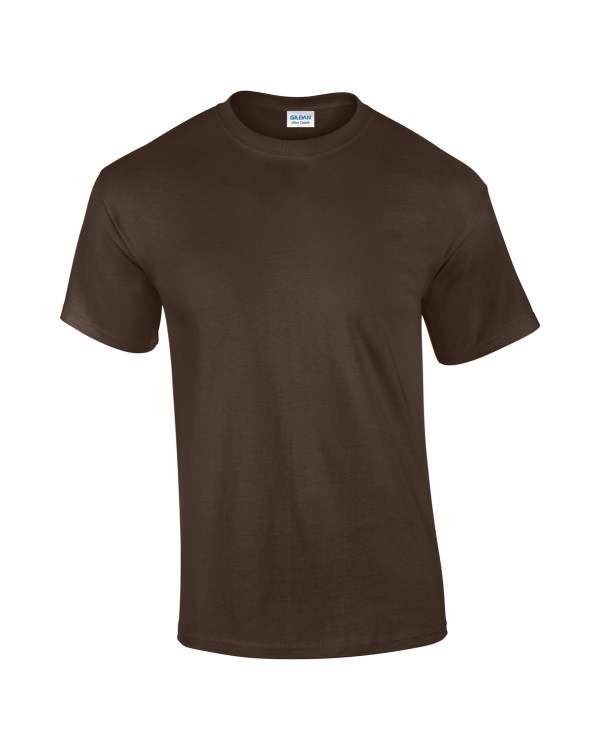 Mens T-shirt chocolate