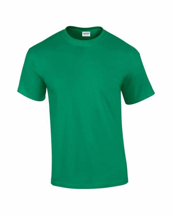 Mens T-shirt Kelly Green