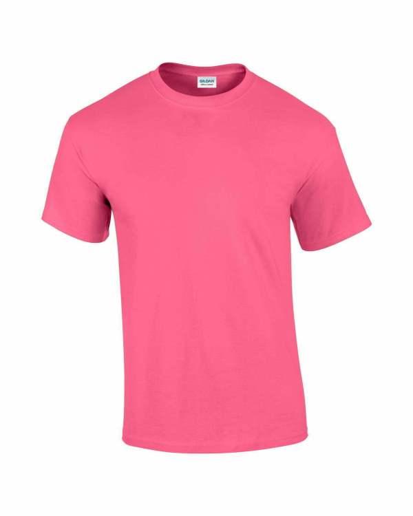 Mens T-Shirt pink