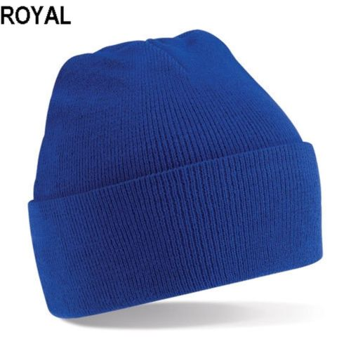 Beanie Hat Blue
