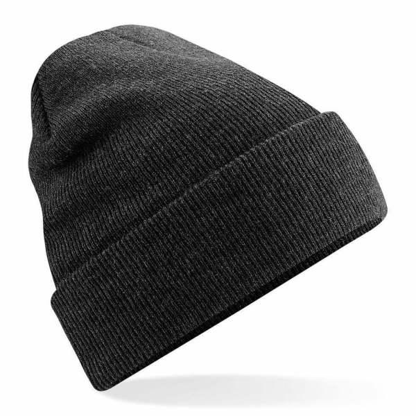 Beanie Hat Charcoal