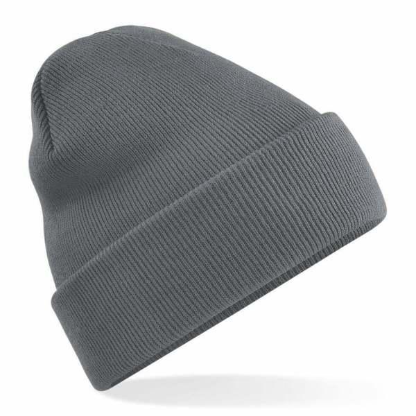 Beanie Hat Graphite Grey