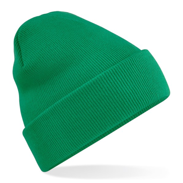 Beanie Hat Kelly Green