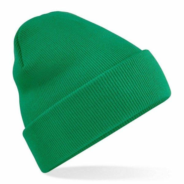 Beanie Hat Kelly Green