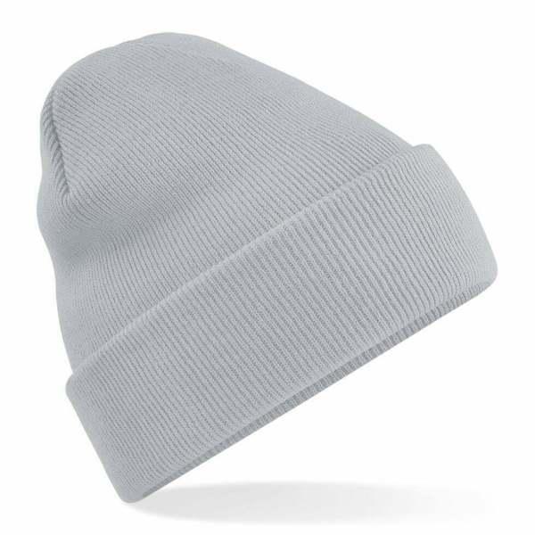 Beanie Hat Light Grey