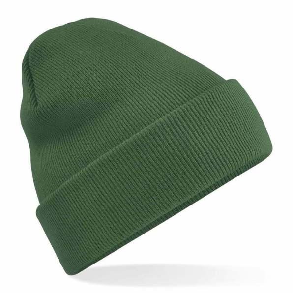 Beanie Hat Moss Green
