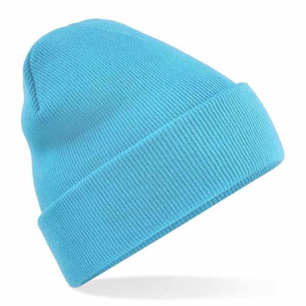 Beanie Hat Surf Blue