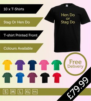hen do t-shirts