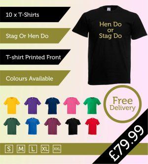 hen do t-shirts
