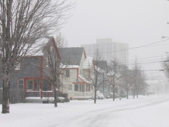 Federal Street, Federal Hill
