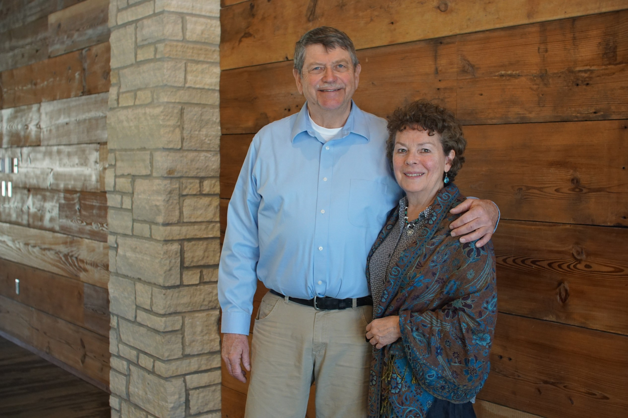 Rich and Marion Patterson
