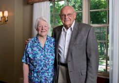 Couple's Giving is Simplified Thanks to Community Foundation