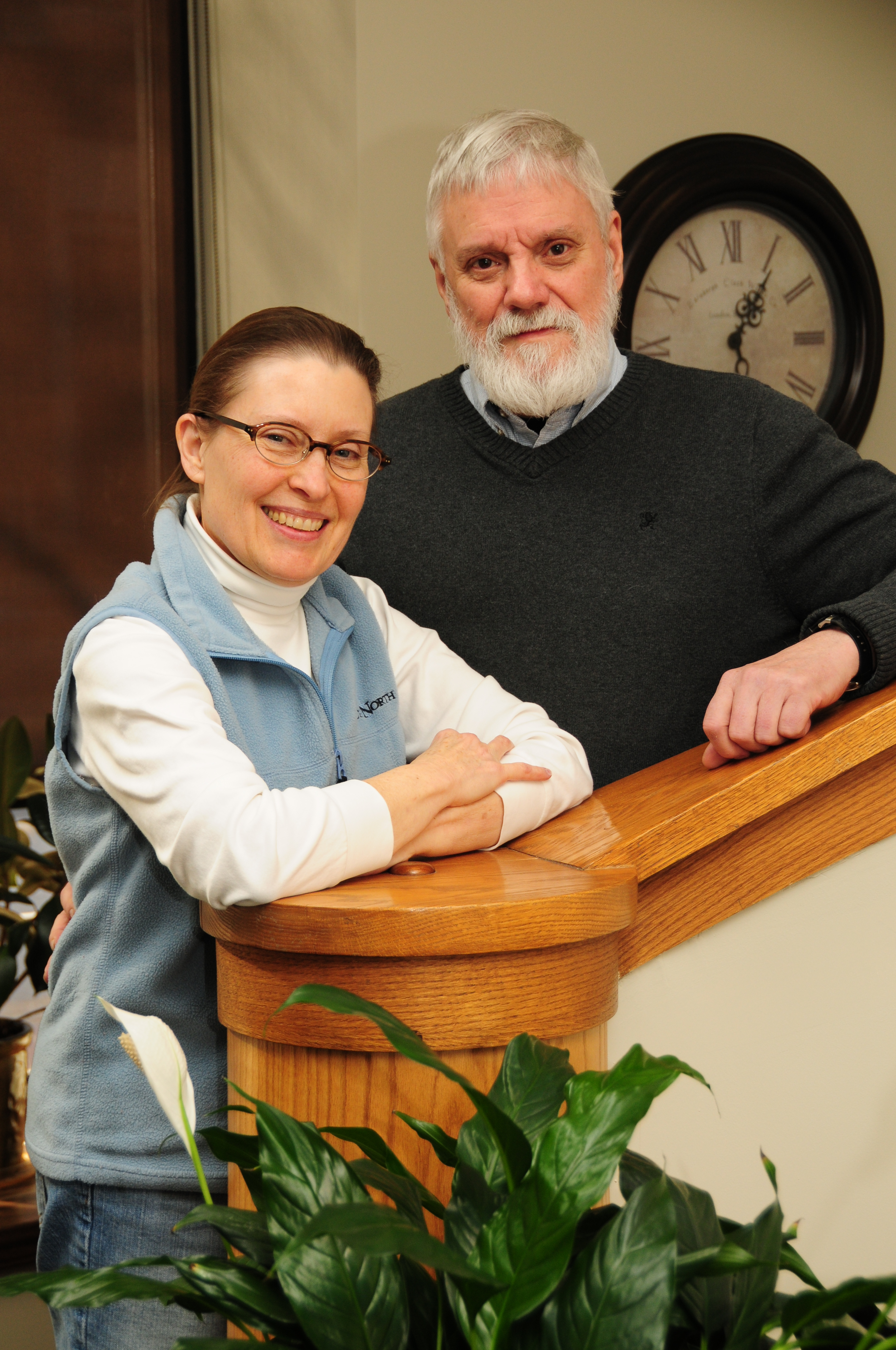 Fritz and Gretchen Mellberg Discover a New Way of Giving Back to the Community