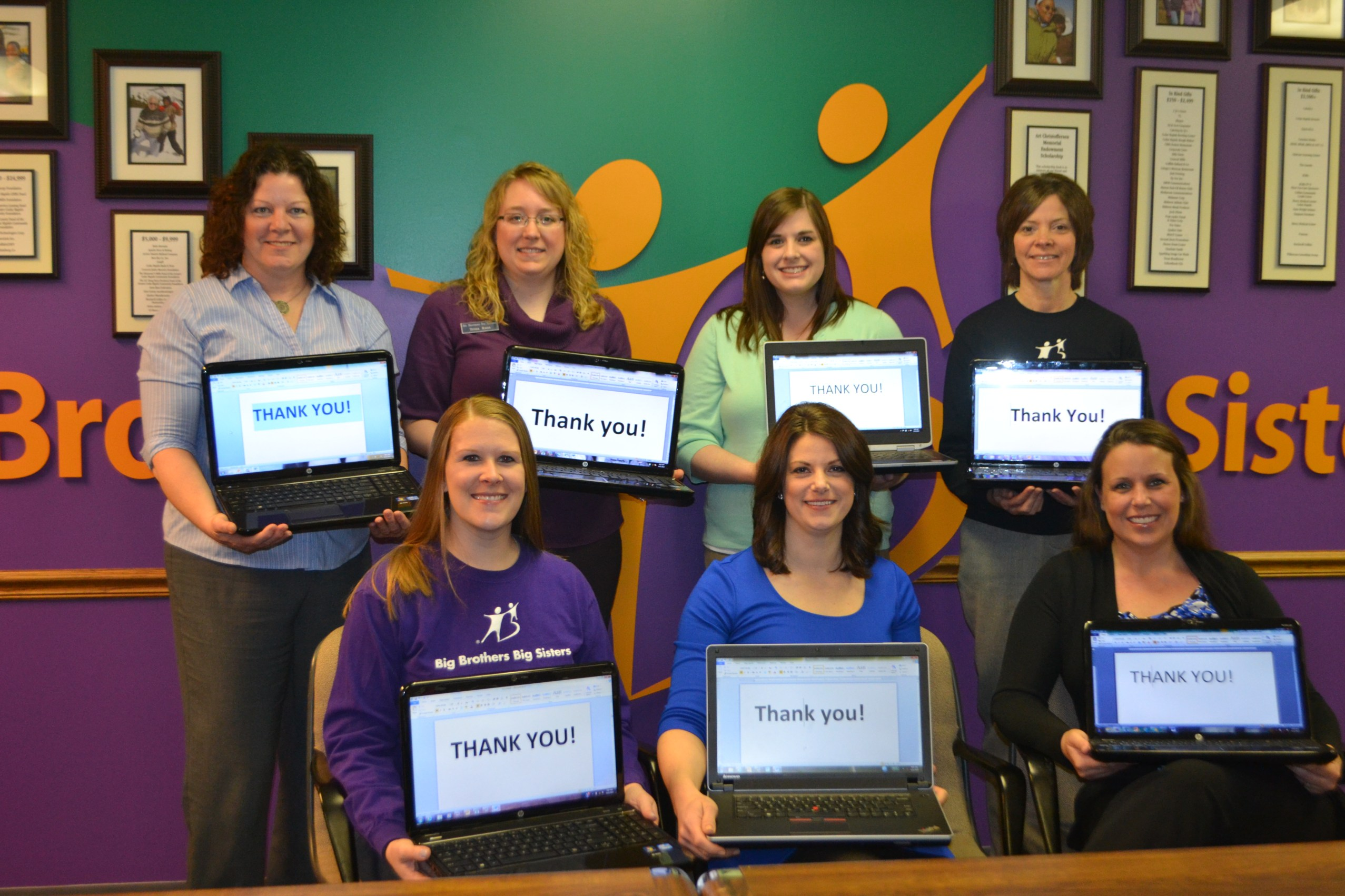 Technology Upgrade Creates Efficiencies for Big Brothers Big Sisters