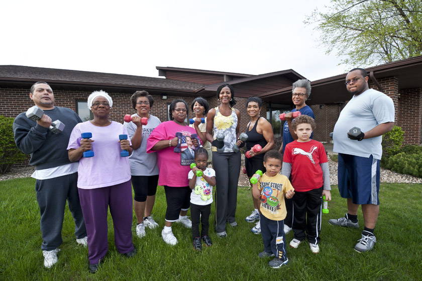 Grant Supports Mt. Zion Church Wellness Outreach