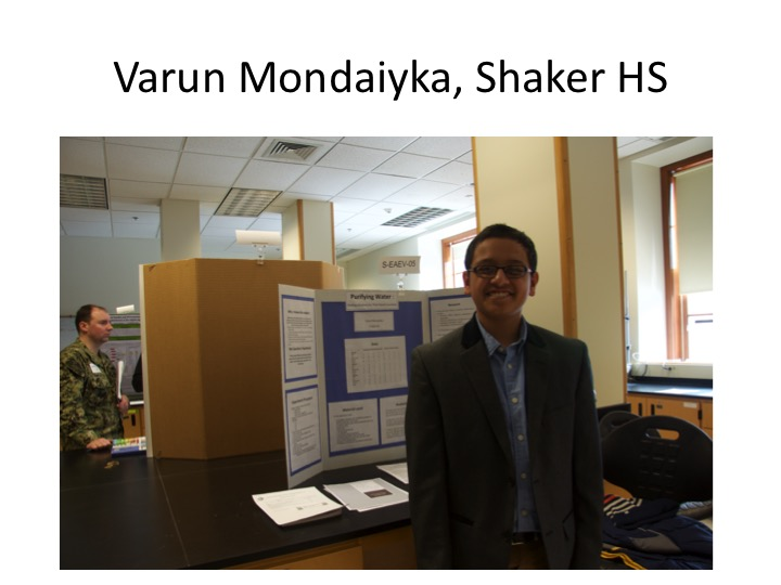 Greater Capital Region Science and Engineering Fair 2017