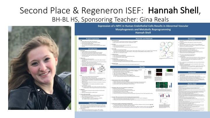 Hannah Shell, BH-BL HS