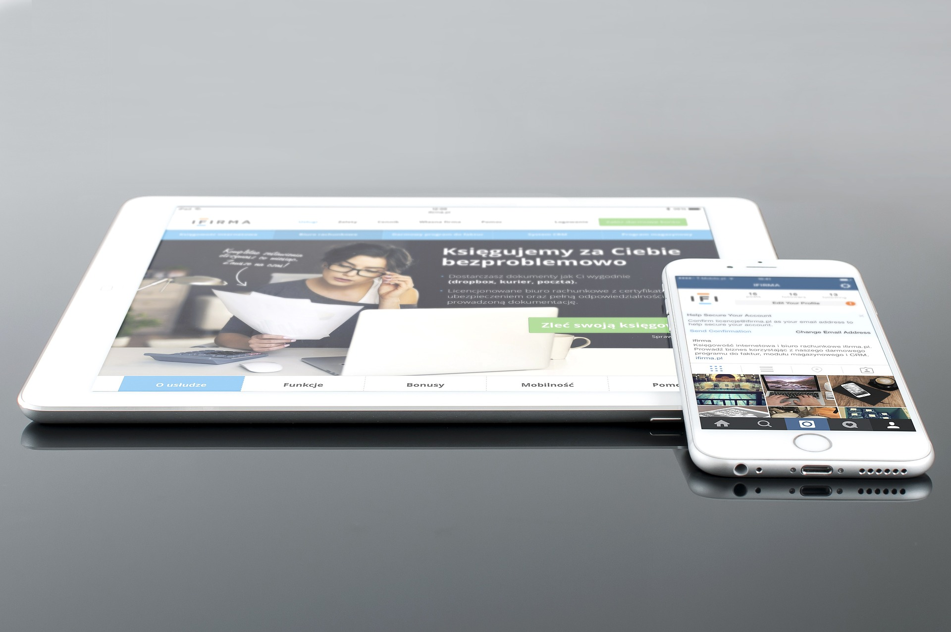 Mobile Friendly or Responsive