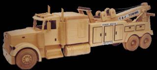 free wood truck plans