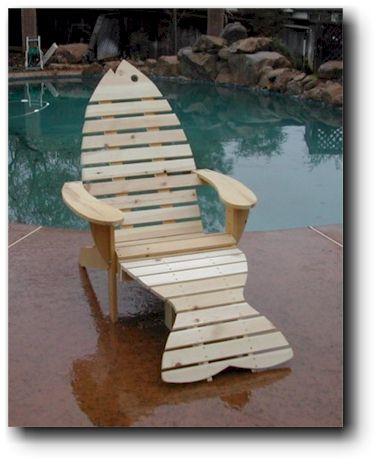 Plan Free Adirondack Chair Pattern