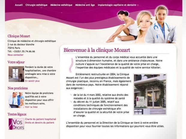Clinique-Mozart