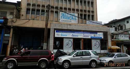 Institut français du Cameroun, antenne de Douala