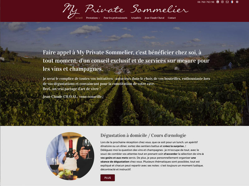 my-private-sommelier