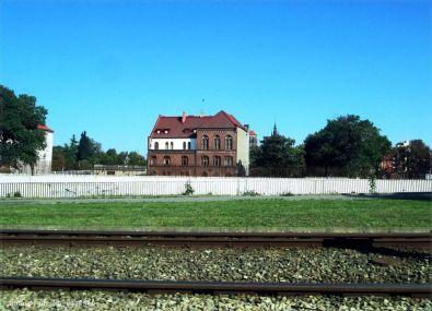 Widok na klasztor od strony 3 Maja. Siostry elżbietanki sprzedały budynek deweloperowi.