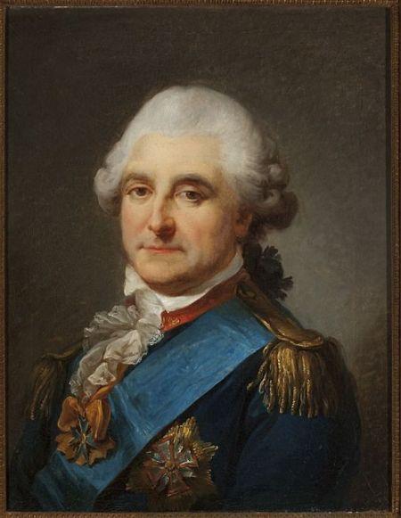 Marcello Bacciarelli Portret Stanisława Augusta Poniatowskiego. (źródło: Muzeum Narodowe w Warszawie)