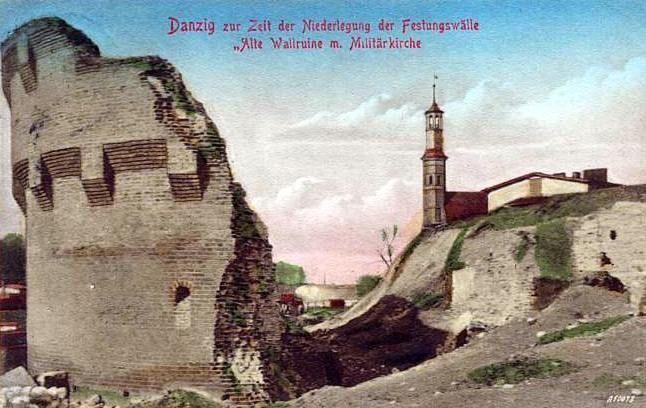 Baszta Bramy Raduńskiej