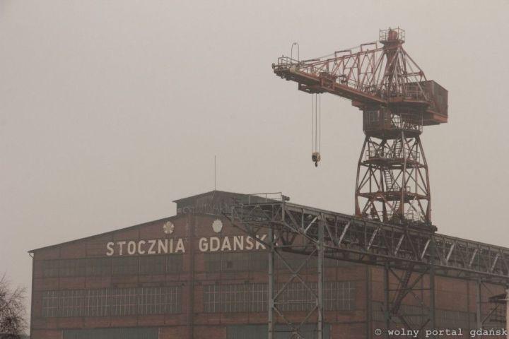 Stocznia Gdańska znika