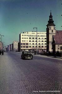 Gdynia a właściwe Gotenhafen (tak sobie wymyślili okupanci niemieccy) w roku 1941.