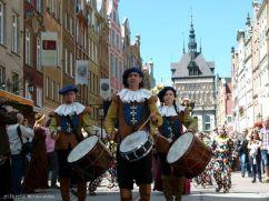 Święto Miasta - uroczysta parada