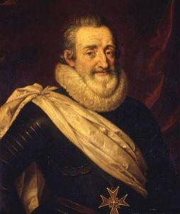Portret Henryka IV, Frans Pourbus młodszy