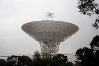 drugi z teleskopów, jest jeszcze trzeci najmniejszy