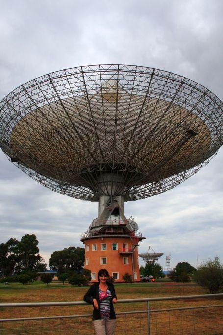 radioteleskop and me