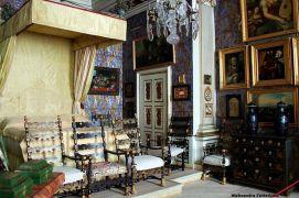 Pałac Skokloster, pokój gościnny