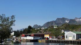 Lofoty, okolice Kabelvåg