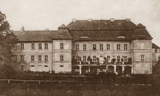 Heinrichsdorf od tyłu