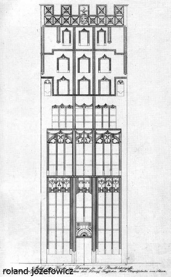 Grafika z 1821 roku, ze zbiorów Rolanda Józefowicza