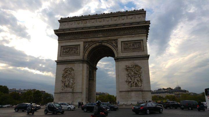 Paryż, fot. Igor Makowski