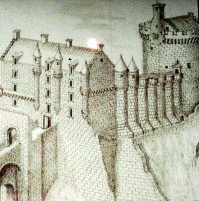 zamek Rosslyn