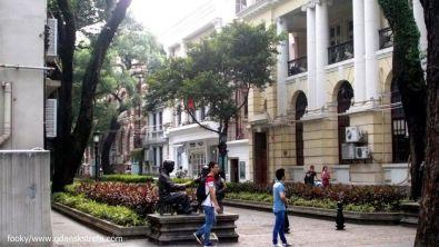 Guangzhou po europejsku