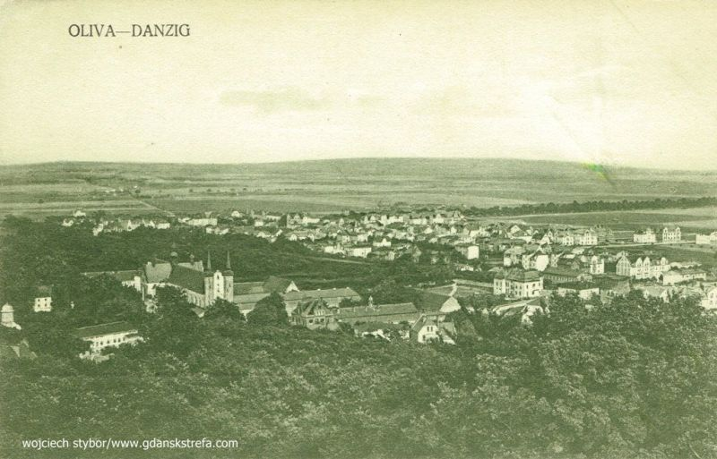 panorama Oliwy