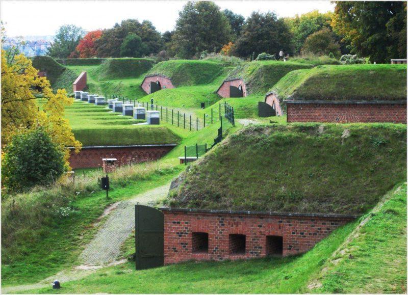 fortyfikacje Góry Gradowej