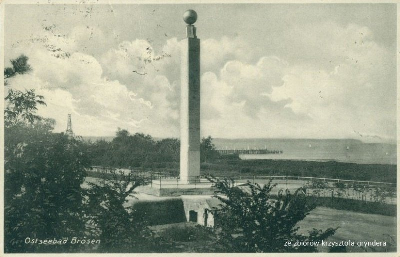pomnik 17 Pułku Artylerii Ciężkiej w Brzeźnie
