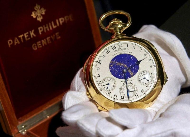 najdroższy zegarek na świecie