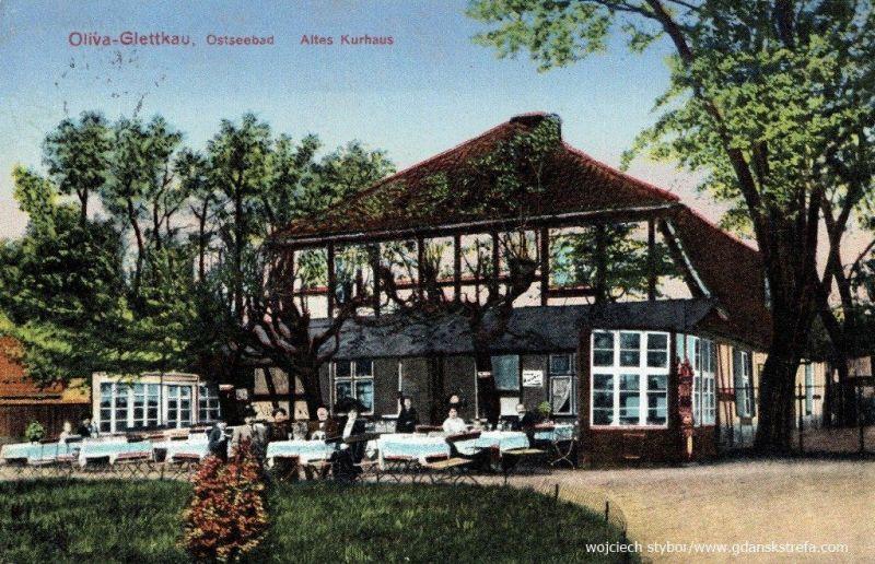 Jelitkowo - stary Kurhaus